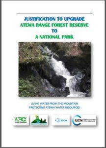 Atewa Justification Report